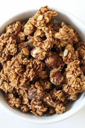 granola-original bio vegan