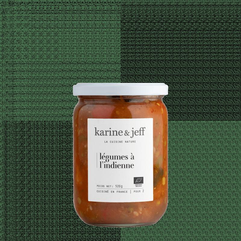 legumes-a-l-indienne-bio & artisanal