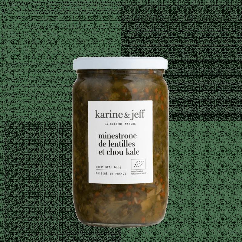 minestrone-de-lentilles-et-chou-kale bio et artisanal
